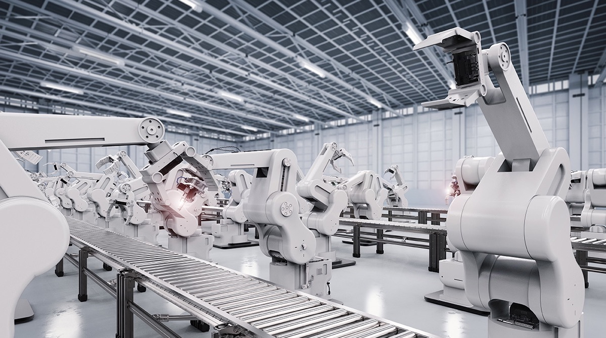 Industry 4.0 and Smart Manufacturing